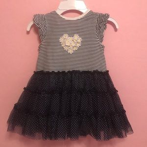 Little Me Baby Girl Summer Dress 24 months